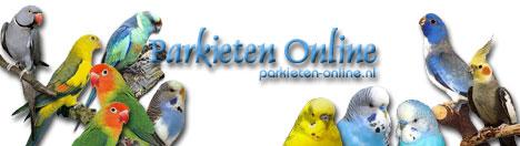 Parkieten Online - Alles over Parkieten